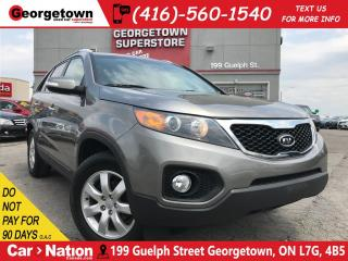 Used 2012 Kia Sorento LX FWD | HTD SEATS | AUX | PWR OPTIONS for sale in Georgetown, ON