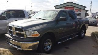 Used 2011 Dodge Ram 1500 Quad Cab 4X4 Quad Cab 4X4 for sale in Grande Prairie, AB