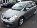 Used 2009 Nissan Versa SUNROOF- CLASSY GAS MISER DESERVES A GOOD HOME! for sale in Waterloo, ON