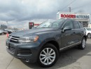 Used 2012 Volkswagen Touareg - NAVI - PANORAMIC ROOF for sale in Oakville, ON