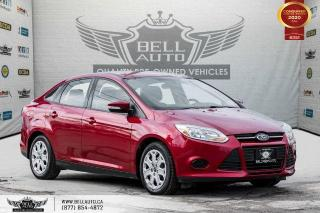 Used 2013 Ford Focus SE, SYNC MICROSOFT, BLUETOOTH, CRUISE CONTROL. for sale in Toronto, ON