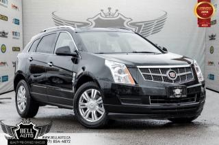 Used 2010 Cadillac SRX 3.0 Luxury, LEATHER, BACK-UP CAM, PANO ROOF, HEATED/PWR SEATS for sale in Toronto, ON