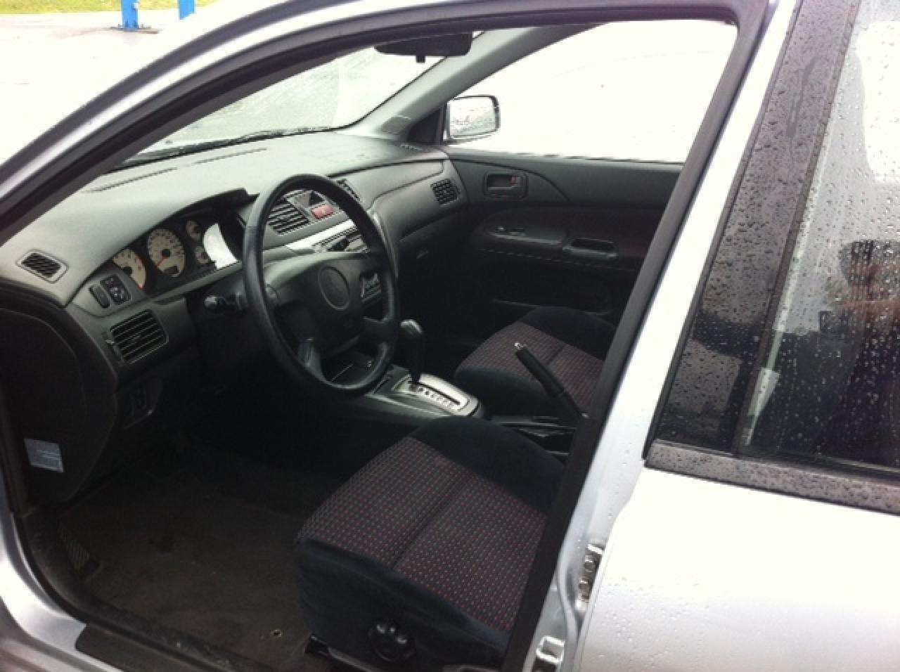 2004 Mitsubishi Lancer Sportback Ralliart edtion