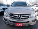 Used 2008 Mercedes-Benz ML-Class 3.5L for sale in Brampton, ON