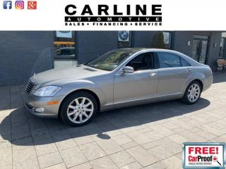 Used 2007 Mercedes-Benz S-Class 4dr Sdn V8 4MATIC for sale in Nobleton, ON