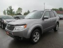 Used 2009 Subaru Forester TOURING PACKAGE for sale in Stratford, ON