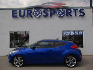 Used 2012 Hyundai Veloster TECH+DCT for sale in Newmarket, ON