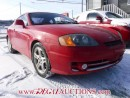 Used 2003 Hyundai TIBURON  2D COUPE for sale in Calgary, AB