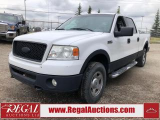 Used 2006 Ford F-150 XL SuperCrew 4WD for sale in Calgary, AB