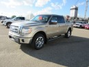 Used 2012 Ford F-150 Super Crew 4x4 Lariat for sale in Innisfail, AB