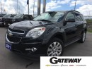 Used 2011 Chevrolet Equinox 2LT SUNROOF|REAR CAM|HEATED SEATS| for sale in Brampton, ON