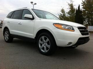 Used 2009 Hyundai Santa Fe LIMITED for sale in Surrey, BC