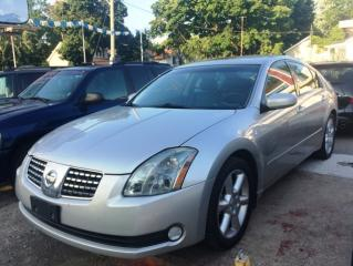 Used 2004 Nissan Maxima SE for sale in St Catharines, ON