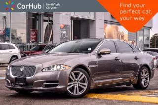 Used 2011 Jaguar XJ L|Pano_Sunroof|B&W Audio|Nav|Backup Cam|Keyless Go|19
