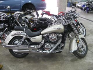 Used 2005 Kawasaki VN1600 - for sale in Mississauga, ON