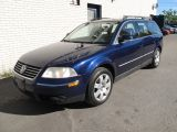 Photo of Dark Blue 2005 Volkswagen Passat