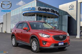 Used 2015 Mazda CX-5 GS FWD at for sale in Guelph, ON