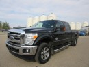 Used 2011 Ford F-250 Crew Cab 4x4 LARIAT for sale in Innisfail, AB