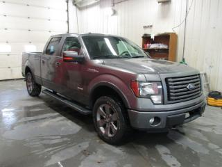 Used 2011 Ford F-150 F150 FX4 for sale in Grande Prairie, AB