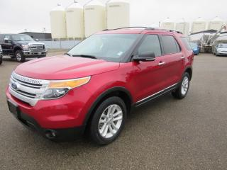 Used 2012 Ford Explorer 4x4 XLT for sale in Innisfail, AB