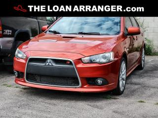 Used 2009 Mitsubishi Lancer RalliArt for sale in Barrie, ON
