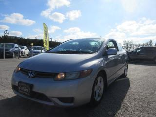 Used 2006 Honda Civic 2dr EX Auto for sale in Newmarket, ON
