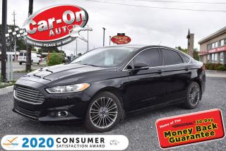 Used 2013 Ford Fusion SE AWD   NEW ARRIVAL   NAV   LEATHER   REAR CAM for sale in Ottawa, ON