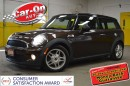 Used 2009 MINI Cooper S 6 SPEED & LEATHER ONLY 62, 000KM! for sale in Ottawa, ON