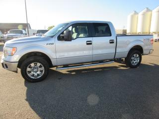 Used 2011 Ford F-150 Super Crew 4x4 XLT XTR for sale in Innisfail, AB