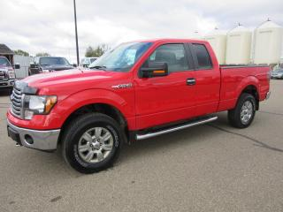 Used 2012 Ford F-150 Super Cab 4X4 XTR for sale in Innisfail, AB