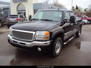 Used 2006 GMC Sierra SLE for sale in Taber, AB