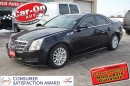 Used 2010 Cadillac CTS PREMIUM PANORAMIC ROOF for sale in Ottawa, ON