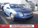 Photo of Blue 2009 Ford Fusion