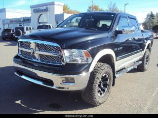 Used 2010 Dodge Ram 1500 SLT 4x4 Crew Cab SWB for sale in Taber, AB