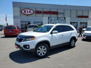 Used 2011 Kia Sorento LX, Bluetooth, AWD, Heated Seats. for sale in Niagara Falls, ON