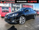 Used 2016 Nissan Sentra SL , only 101km ,Navigation, Leather seats!!! loaded save BIg$ for sale in Orleans, ON
