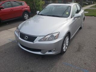 Used 2010 Lexus IS 250 4DR SDN AUTO AWD for sale in Toronto, ON