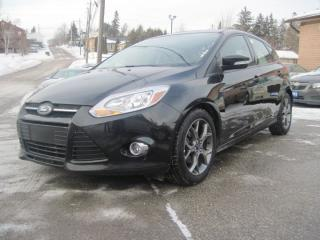 Used 2013 Ford Focus SE for sale in Bradford, ON