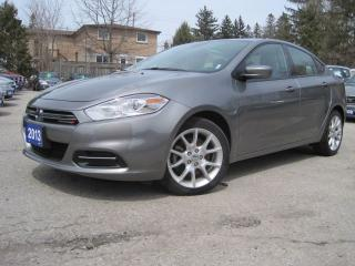 Used 2013 Dodge Dart SXT for sale in Bradford, ON