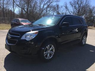 Used 2010 Chevrolet EQUINOX LS * POWER GROUP * SATELLITE RADIO SYSTEM for sale in London, ON