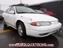 Used 2001 Oldsmobile ALERO  4D SEDAN for sale in Calgary, AB