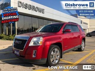 Used 2014 GMC Terrain SLT for sale in St. Thomas, ON