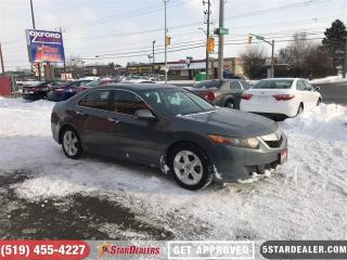 Used 2009 Acura TSX | ROOF | HEATED SEATS for sale in London, ON