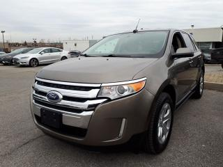 Used 2013 Ford Edge SEL,Heated Seats, Back Up Camera, Keyless Entry for sale in Scarborough, ON