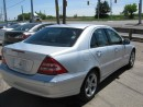 Used 2007 Mercedes-Benz C230 2.5 V6, Leather, Moon Roof for sale in Georgetown, ON