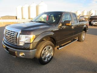 Used 2011 Ford F-150 Super Cab 4X4 XLT XTR for sale in Innisfail, AB