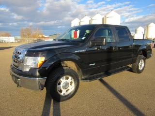 Used 2012 Ford F-150 Super Crew 4x4 C/C XLT 4X4 for sale in Innisfail, AB