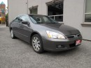 Used 2007 Honda Accord EX-L V6 for sale in Scarborough, ON
