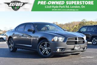 Used 2014 Dodge Charger SXT - Great Looking, Spoiler, 3.6L V6 for sale in London, ON