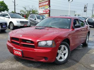 Used 2008 Dodge Charger SE/ALLOYS/V6/TINTED WINDOWS/KEY-LESS ENTRY for sale in Brampton, ON